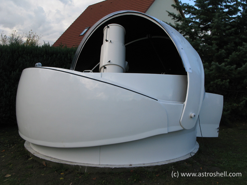 buy clamshell dome in Germany